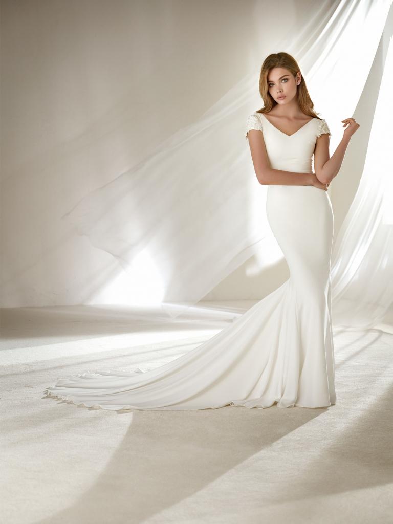 Berühmt Petite Hochzeitskleid Bilder - Hochzeit Kleid Stile Ideen ...