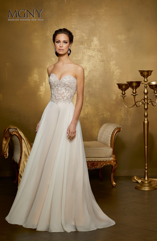 Ausgezeichnet Madeline Gardner Hochzeitskleider Galerie - Hochzeit ...