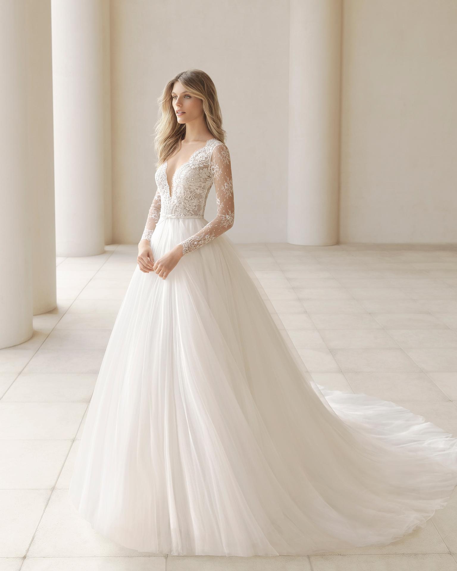 Rosa Clará - Brautmoden, Brautkleider, Hochzeitskleider