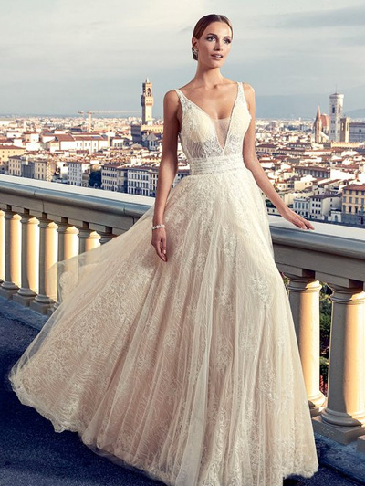 große Auswahl an Designs akzeptabler Preis Entdecken Sie die neuesten Trends Brautkleider für Deine Traumhochzeit | BALAYI Berlin & Hamburg
