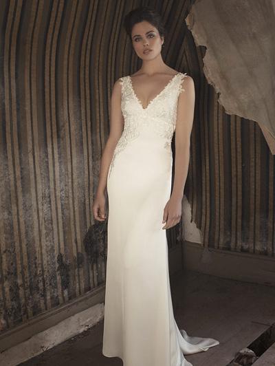 Hochzeitskleider vom Designer Cymbeline