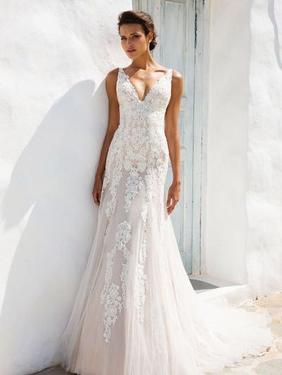 Hochzeitskleider von Justin Alexander