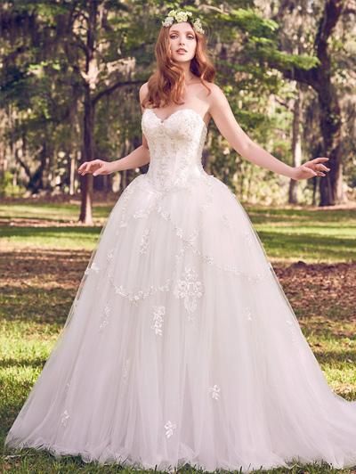 Hochzeitskleider von Maggie Sottero