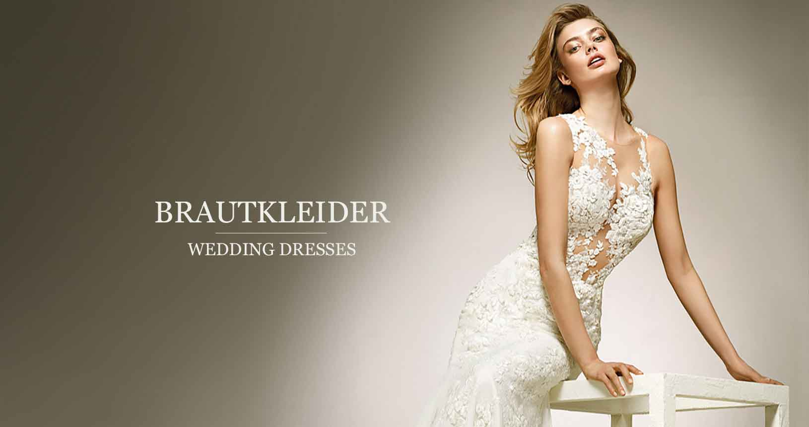 Brautkleider bei Balayi Brautmoden in Berlin und Hamburg