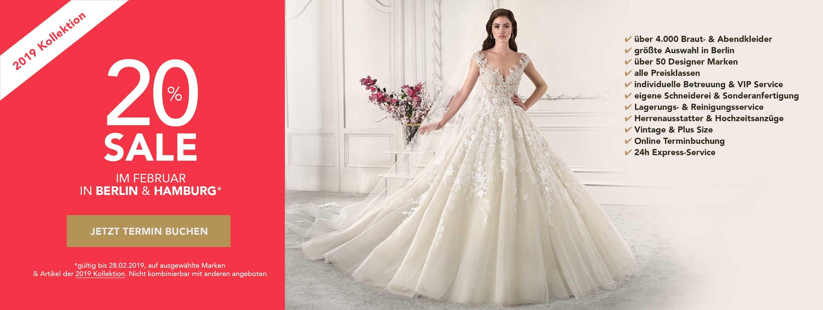 Balayi Brautmoden - Brautkleider und Hochzeitskleider in Berlin und Hamburg