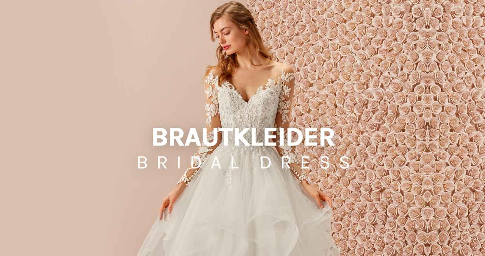 Brautmoden, Brautkleider, Hochzeitskleider & Abendkleider  BALAYI