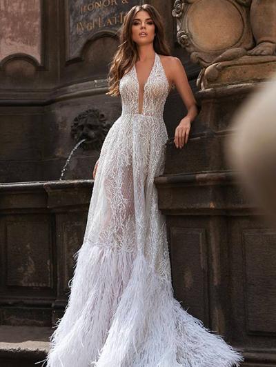 Hochzeitskleider von Katy Corso